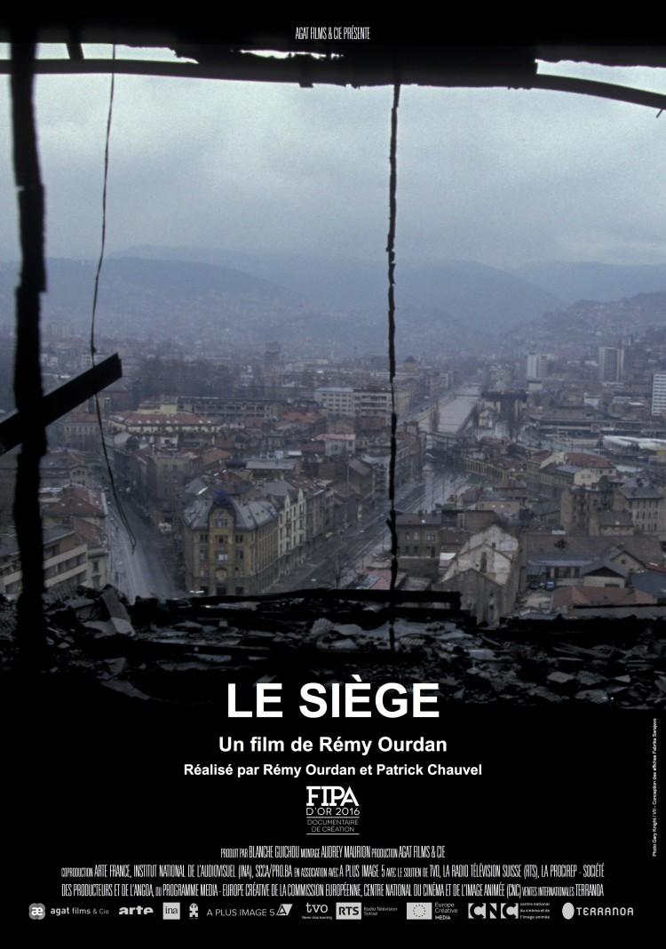 Siege (Le)_affiche